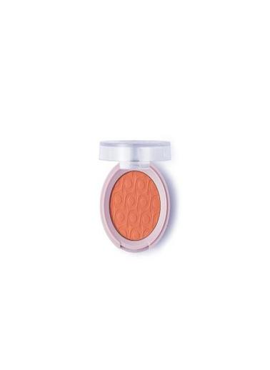 Flormar Flormar By Pretty Sıngle Matte Eyeshadow 006 Peach Dream Oranj